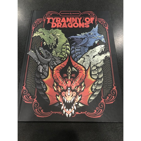 Dungeons and Dragons - Tyranny of Dragons