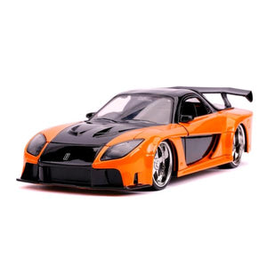 Fast & Furious - Han's Mazda RX-7 1:24