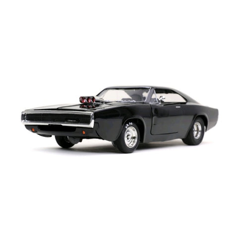 Fast & Furious 9 - 1970 Dodge Charger Black 1:24