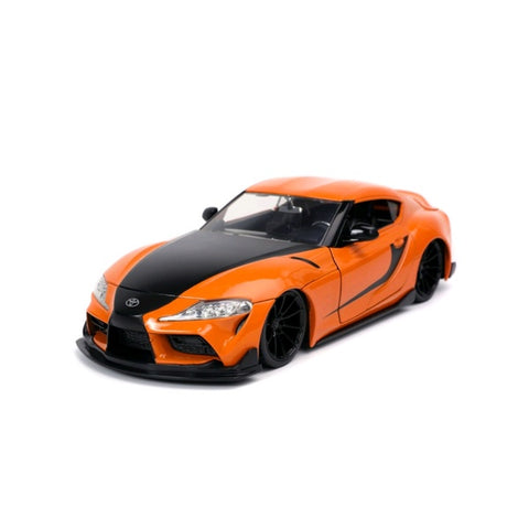 Fast & Furious 9 - 2020 Toyota Supra MT OR 1:24