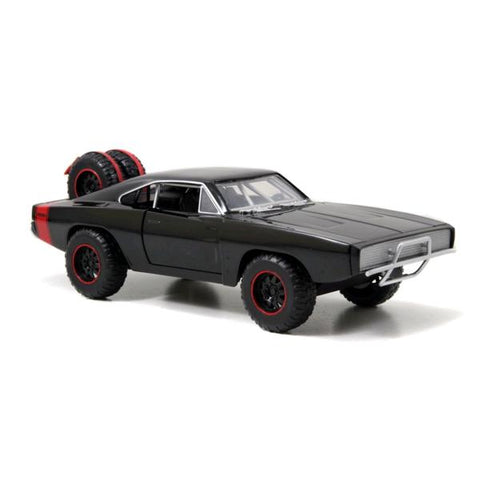 Fast and Furious - Dom's Dodge Charger Off Road 1:24 Scale Hollywood Ride