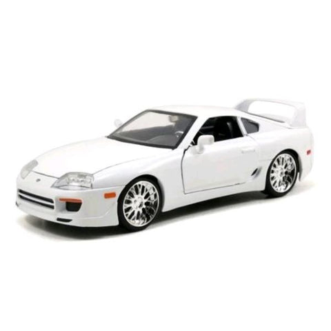 Fast and Furious - '95 Toyota Supra WH 1:24 Scale Hollywood Ride