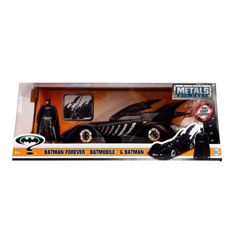 Batman Forever - Batmobile With Batman 1:24