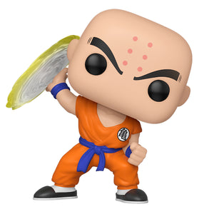 Dragon Ball Z - Krillin w/Destructo Disc Pop!