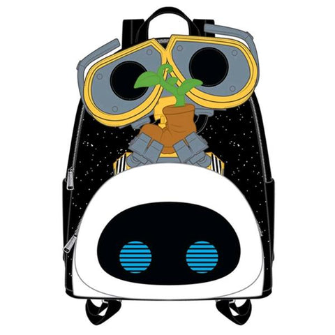 Loungefly Wall-E - Boot Earth Day Mini Backpack