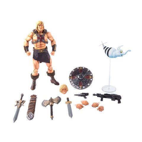 "Image of Masters of the Universe - He-Man 12"" Action Figure"