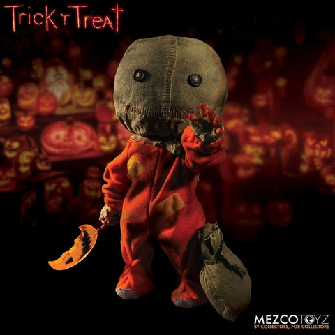 Image of Trick R Treat - Sam 15 Mega Scale Horror Figure