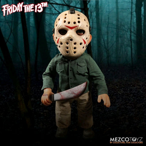 "Friday the 13th - Jason 15"" Mega Figure w/Sound"
