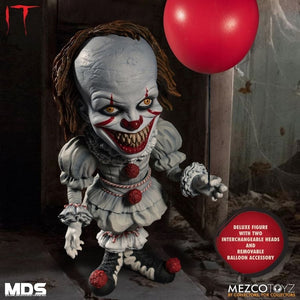 It (2017) - Pennywise Deluxe Designer Figure (Horror)