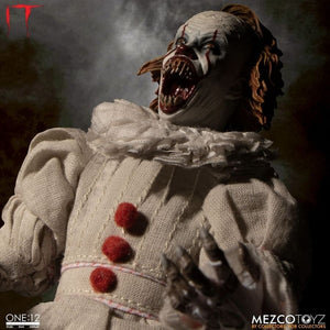 It (2017) - Pennywise One:12 Collective Action Figure (Horror)