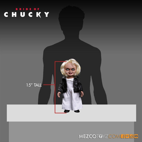 Chucky - Tiffany 15 Talking Action Figure - Horror Figure