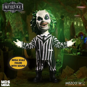 "Beetlejuice - 15"" Mega Scale Horror Figure"