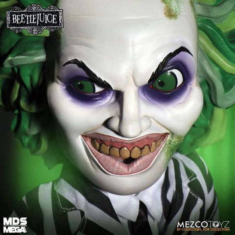 "Image of Beetlejuice - 15"" Mega Scale Horror Figure"