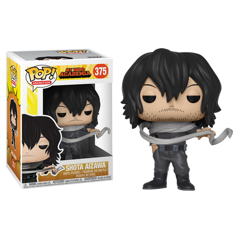 My Hero Academia - Shota Aizawa pop Vinyl