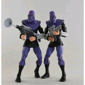 Teenage Mutant Ninja Turtles - Foot Soldier Army Builder Action Figure 2-pack