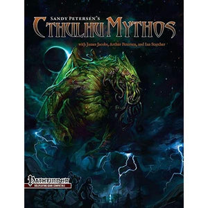 Petersen cthulu Mythos for Pathfinder Hardbook