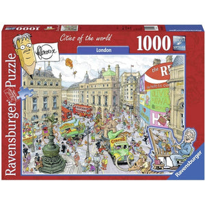 Ravensburger - Cities of the world london 1000 piece