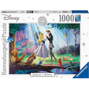 Ravensburger - Disney Moments 1959 Sleeping beauty 1000 piece
