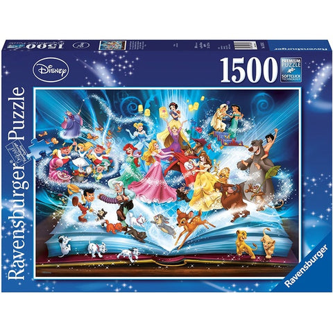 Ravensburger Disney Magical StoryBook Puzzle 1500pc