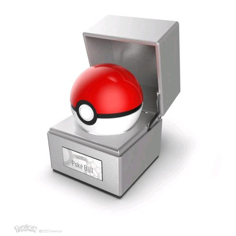Image of Pokemon - Pokeball Prop Replica