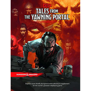 D&D Tales From The Yawning Portal - Book