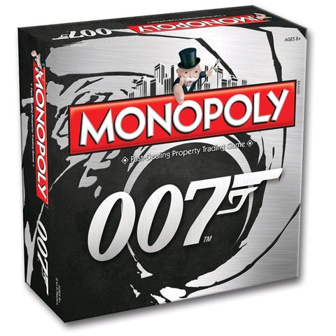 James Bond 007 Monopoly