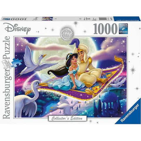 Ravensburger - Disney Moments 1992 Aladdin 1000 piece puzzle
