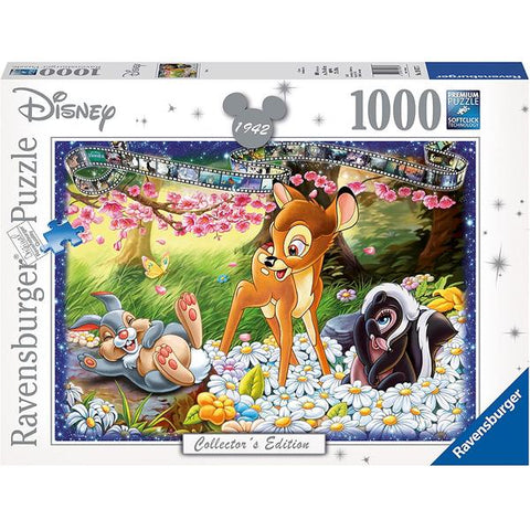 Ravensburger - Disney Moments 1942 Bambi 1000 Piece Puzzle