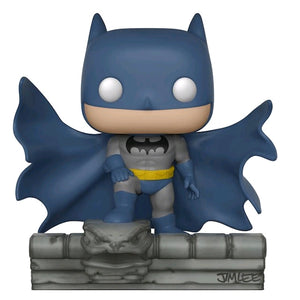 Batman On Gargoyle Us Exclusive Comic Mo