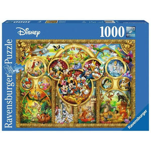 Ravensburger - Disney Best Themes Puzzle 1000 pieces