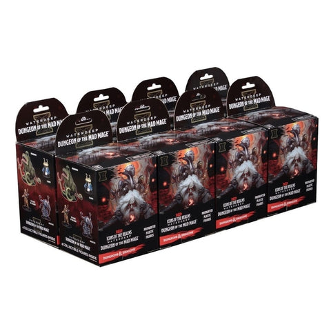 D&D - Icons of the Realms Set 11 Waterdeep Booster