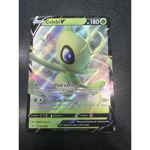 Celebi V - Sword and Shield