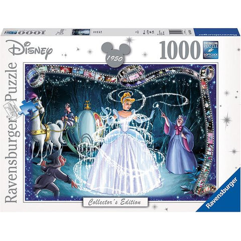 Ravensburger - Disney Moments 1950 Cinderella 1000pc