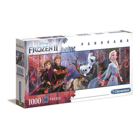 Clementoni Puzzle Disney Frozen 2 PanoramaPuzzle 1,000 pieces