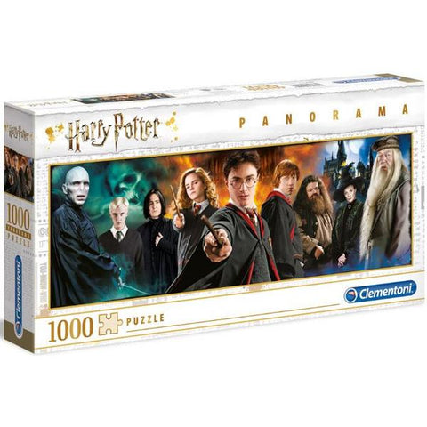 Clementoni Puzzle Harry Potter and the Half BloodPrince Panorama Puzzle 1,000 pieces