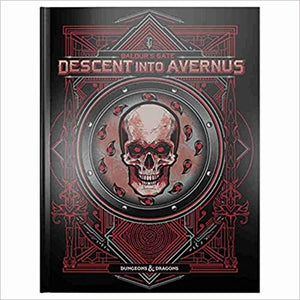 D&D Baldurs Gate Descent Into Avernus Book Alternate Cover