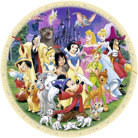 Ravensburger - Disney Wonderful World Puzzle 1000 pieces