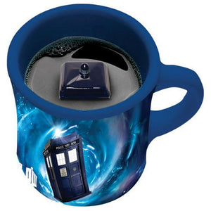 Dr Who - Hidden Tardis Mug
