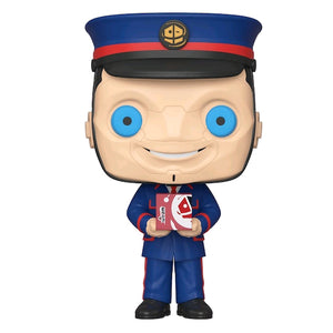 Doctor Who - Kerblam Man Pop! Vinyl