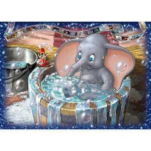 Ravensburger - Disney Moments 1941 Dumbo 1000pc
