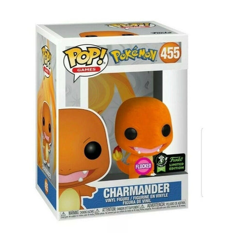 Pokemon - Charmander FL Pop! EC20 RS