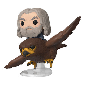 The Lord of the Rings - Gandalf with Gwahir Pop! Ride