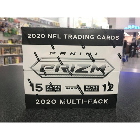 Panini 2020 Prizm Football Multi booster box