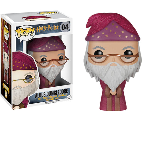 Harry Potter Pop - Dumbledore Pop