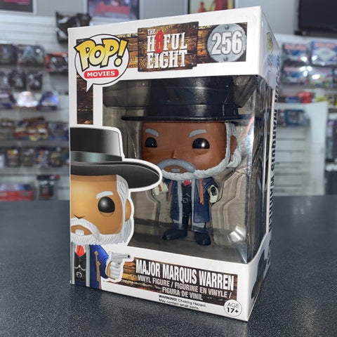 The Hateful 8 - Major Marquis Warren Pop Vinyl