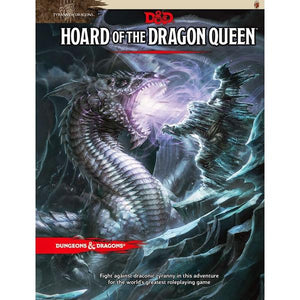 D&D Hoard Of The Dragon Queen book