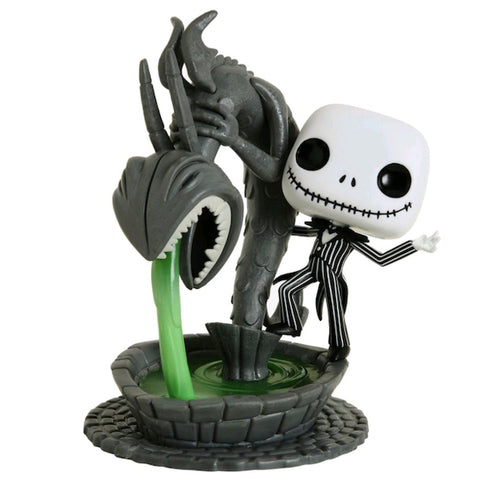 The Nightmare Before Christmas - Jack in Fountain Movie Moment Pop! Vinyl