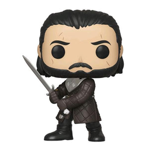 Game of Thrones - Jon Snow season 8 Pop! Vinyl