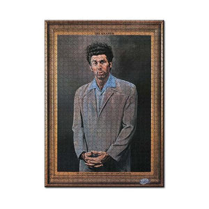Licensed Puzzle Seinfeld the Kramer Puzzle 1,000 pieces