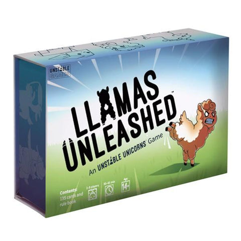 Llamas Unleashed Base Game